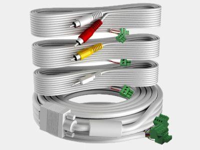 Cables vision preparados plug-play