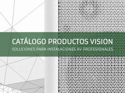 Catálogo productos vision