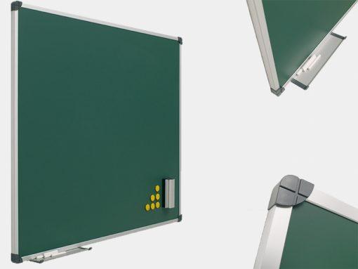 Pizarras verdes murales
