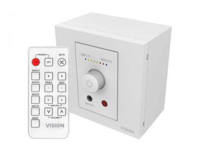 TC3-AMP amplificador digital